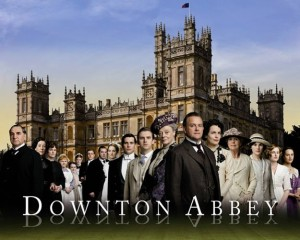 DOWNTON ABBEY: First, I want to rewrite the title to Downtown Abby.