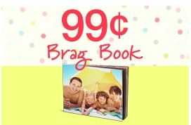 Um, 99 cents is the next best thing to free! While 40% off a photo book is good, 99 cents is better!