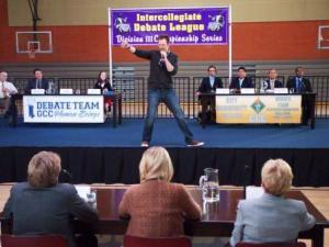 Greendale Debate Club