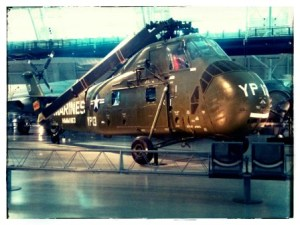 Pretty helicopter ... I'm impressed with my editing skills on my phone.