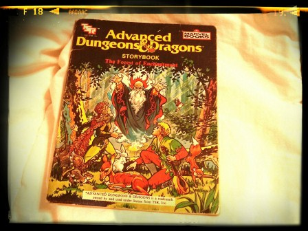 DUNGEONS & DRAGONS: