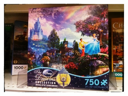 $9.99 TOO MUCH FOR A 750-PIECE PUZZLE?