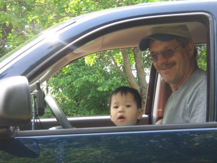 DAD AND TOVA