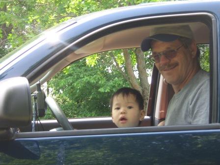 DAD AND TOVA