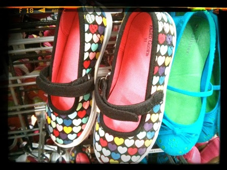 DISAPPOINTMENT: I SO SO SO SO SO WANTED THESE PAIR OF MARY JANE SHOES BUT I COULDN'T FIND MY SIZE!