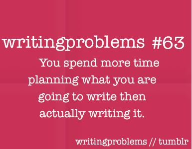 Difficulties with Writing